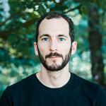 Portrait photo(colour) of Sven Lito.